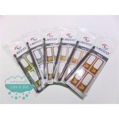 Bolígrafo Lavafix marcador para la ropa con etiquetas termoadhesivas infantiles