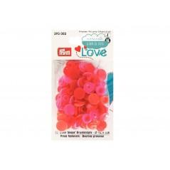 Botones de presión o snaps 393002 - Prym Love
