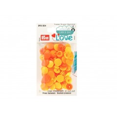 Botones de presión o snaps 393004 - Prym Love