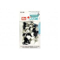 Botones de presión o snaps 393008 - Prym Love