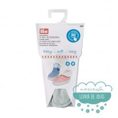 Suela de piel para zapatillas de hogar - Prym
