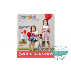 Revista - Patrones Infantiles nº6 (Primavera/Verano)