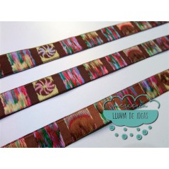 Tapacosturas - Donuts de colores