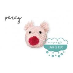 Plantilla para pompón de animales - Prym Love