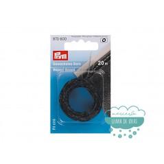 Hilo encerado color negro - Prym