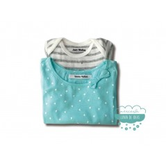 Etiquetas personalizadas de coser para ropa