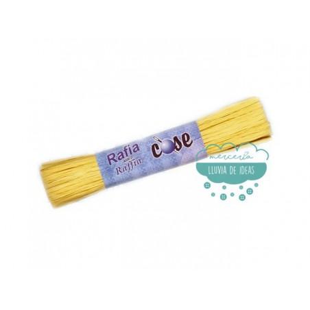 Rafia para tejer tono mate - Surtido de colores