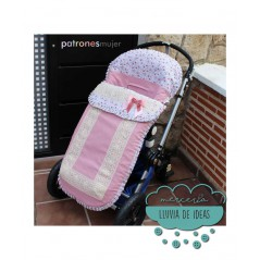 Patrones infantiles - Saco de silla universal