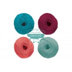 Hilo de algodón DMC - Natura Just Cotton