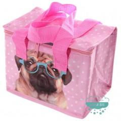 Bolsa isotérmica - Modelo Perro Carlino