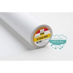 Entretela blanca termoadhesiva 1 cara (H250 / 305)