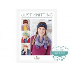 Revista DMC - Just Knitting