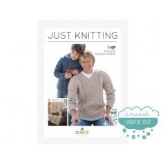 Revista DMC - Just Knitting Magnum