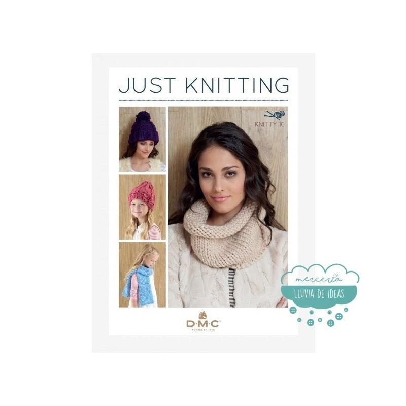 Revista DMC - Just Knitting Knitty 10