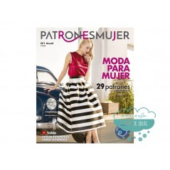 Revista Patrones de Mujer Nº1 (Edición anual)