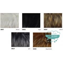 Cuello de pelo ecológico