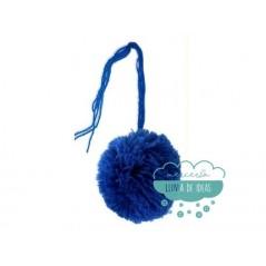 Pompones de lana - Ø 50 mm.