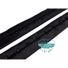 Cinta corchetera - Color negro