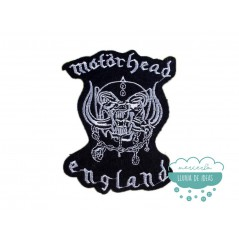 Parche bordado termoadhesivo - Motörhead