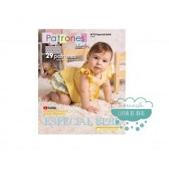 Revista Patrones infantiles Nº10 (Especial Bebé)
