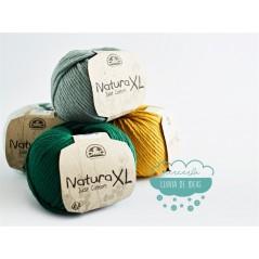 Hilo de algodón DMC - Natura XL Just Cotton