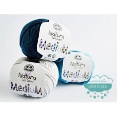 Hilo de algodón DMC - Natura Medium Just Cotton
