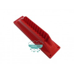 Afilador jaboncillo de plástico
