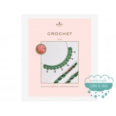 Revista DMC - Book Crochet Nº01 - Bisutería a crochet