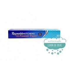 Papel Freezer Paper (rollo 12 metros) - Reynolds
