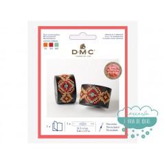 Pulsera ancha para bordar - DMC