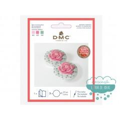 Set botones para bordar (tamaño pequeño) - DMC