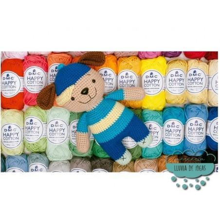 Hilo de algodón DMC - Happy Cotton (Especial Amigurumi)