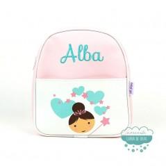 Mochila infantil personalizada - Hada