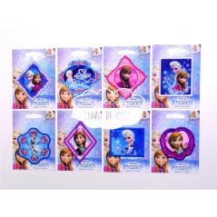 Parches bordados termoadhesivos - Colección Frozen