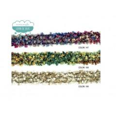 Tapacosturas metalizado - Serie Tokyo