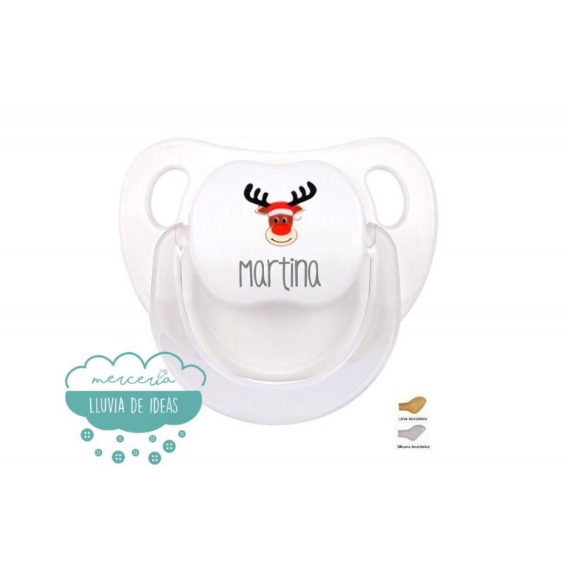 Chupete Baby - Reno Rudolph personalizado