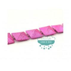 Pasamanería de tachas metalizadas de varios colores - Serie Abie