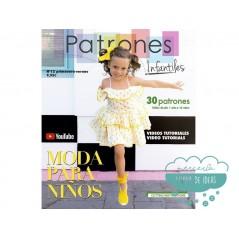 Revista - Patrones Infantiles nº12 (Primavera/verano)