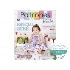 Revista Patrones infantiles Nº13 (Especial Bebé)