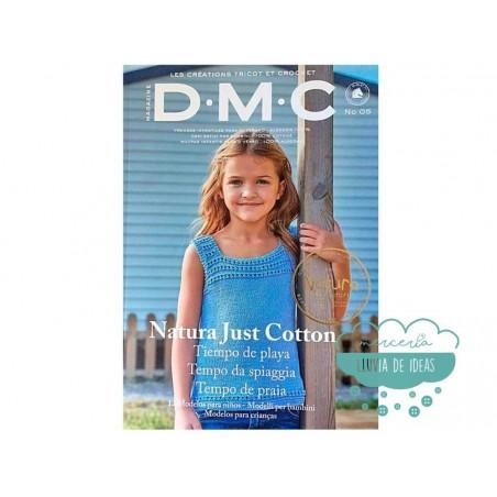 Revista - DMC - Natura Just Cotton