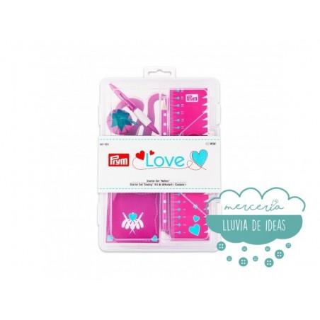 Set de iniciación a la costura - Prym Love colección pink