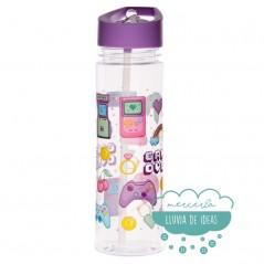 Botella de agua 550ml. - Game Over Segunda Generación
