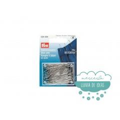 Caja de alfileres extrafinos de acero 30 x 0,50 mm. - Prym